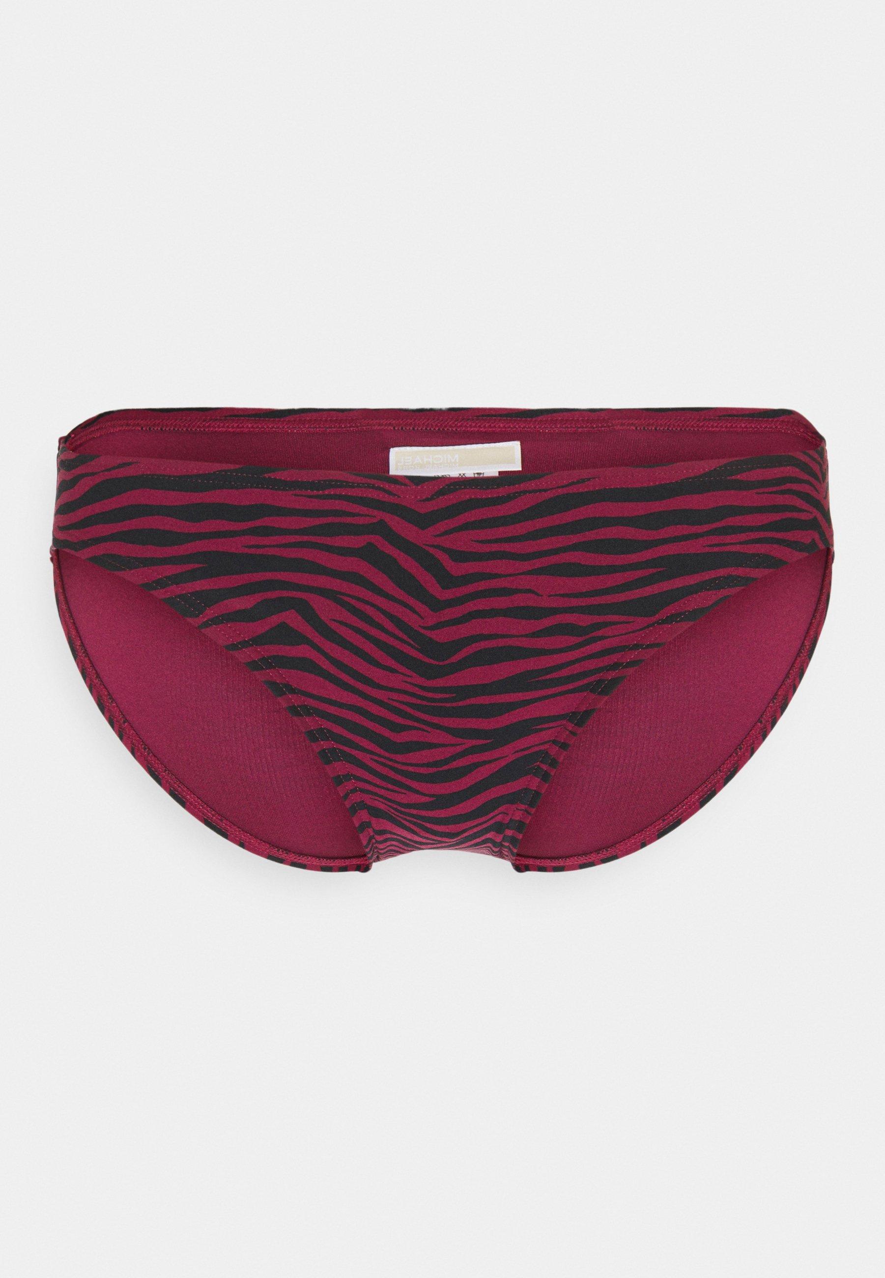Women ZEBRA CLASSIC BOTTOM - Bikini bottoms