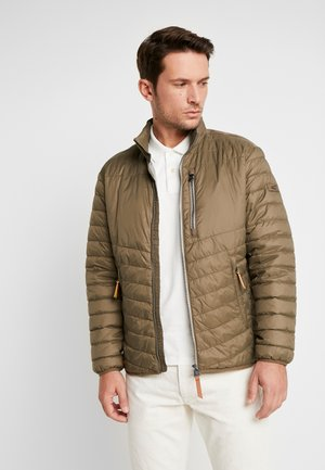 Winter jacket - light brown