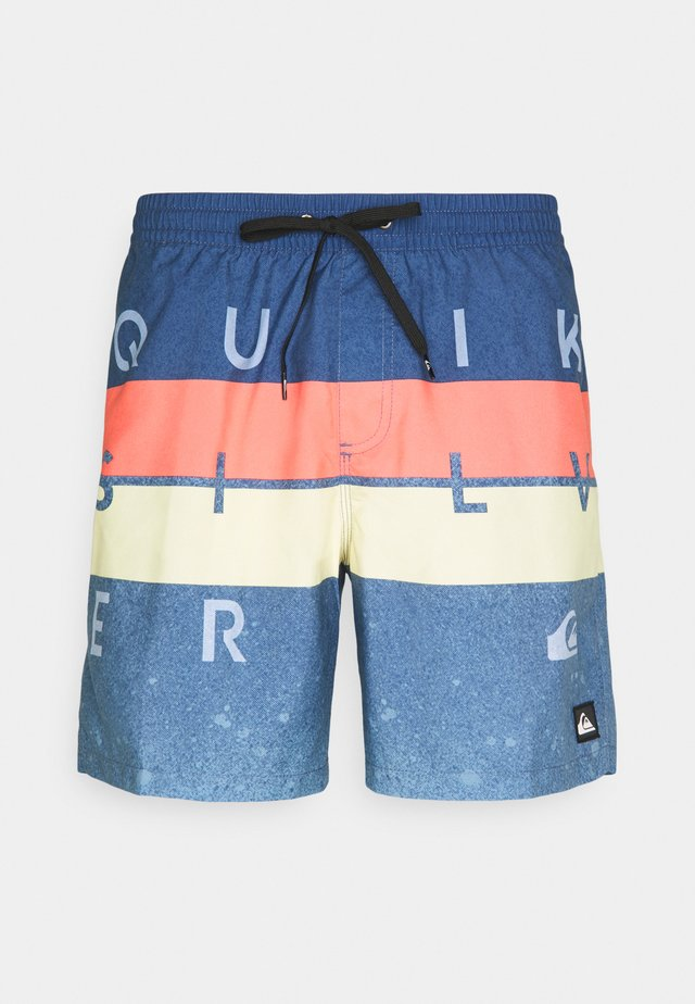 WBLCKVLY - Swimming shorts - true navy