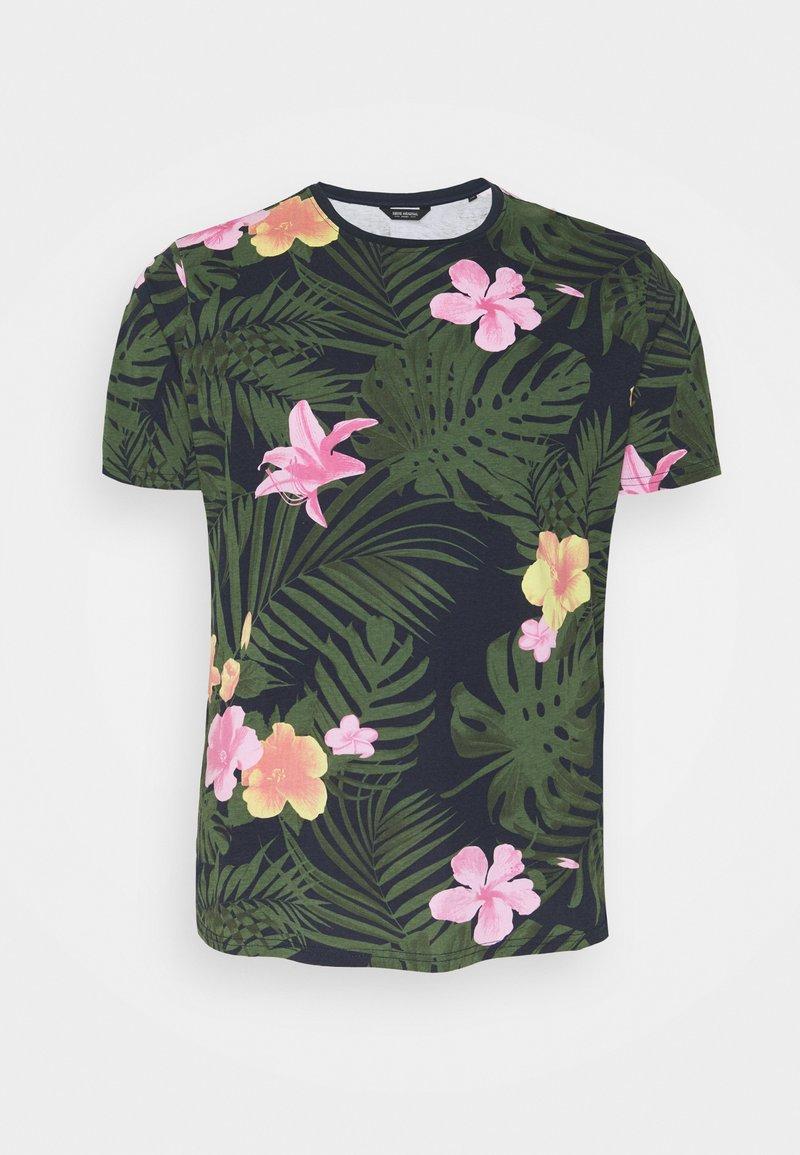 Shine Original - REPEAT - Print T-shirt - navy