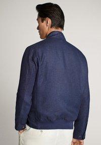 Massimo Dutti - Summer jacket - light blue - 2