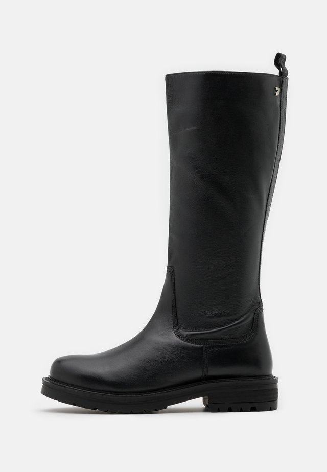 STAVELOT - Boots - black