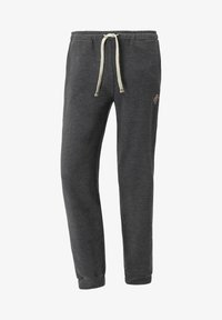 Jan Vanderstorm - EMORY - Tracksuit bottoms - dark grey melange - 4