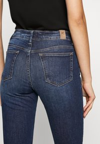 Kaporal - CAMIE - Slim fit jeans - dark blue denim - 4