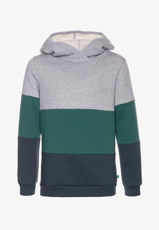 HOODIE - Sweatshirt - pale greymarl