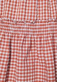 Madewell - SMOCKED MINI SKIRT  - Mini skirt - pale dawn - 5