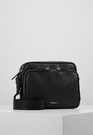 DIEGO CAMERA BAG - Across body bag - black
