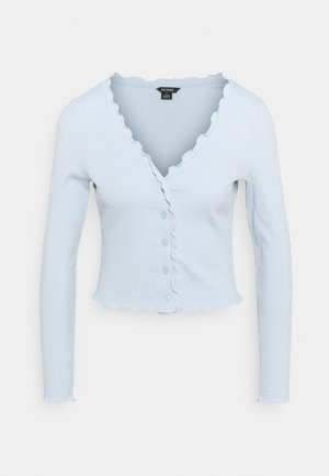 SANCY - Strikjakke /Cardigans - blue