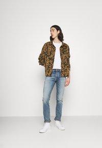 Nudie Jeans - GRIM TIM - Jeans slim fit - worn blues - 1