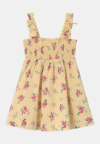 GAP - TODDLER GIRL DRESS - Day dress - yellow - 0
