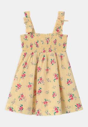 TODDLER GIRL DRESS - Freizeitkleid - yellow