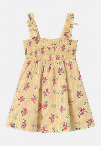 TODDLER GIRL DRESS - Day dress - yellow