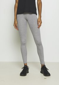 Cotton On Body - ACTIVE CORE TIGHT - Leggings - mid grey marle - 0