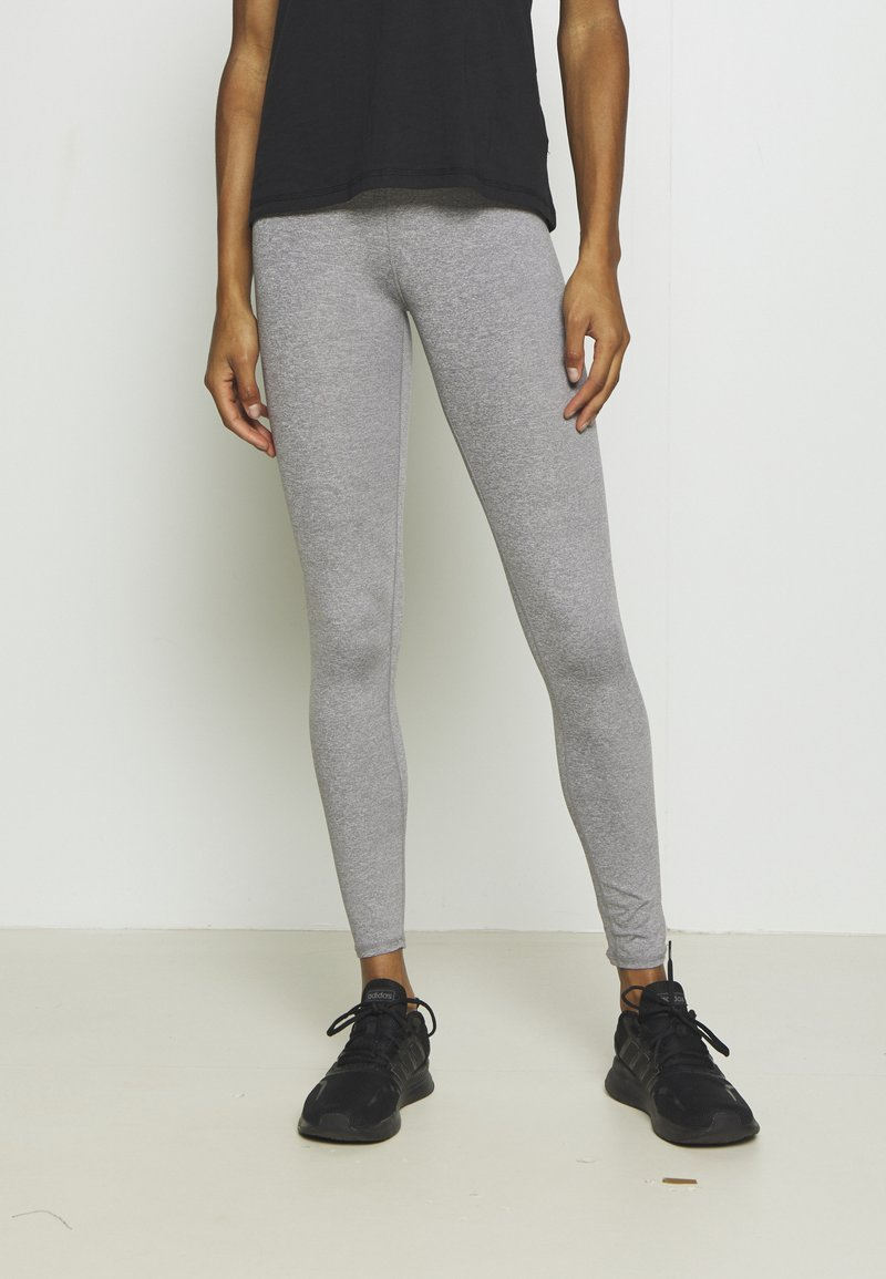 Cotton On Body - ACTIVE CORE TIGHT - Leggings - mid grey marle