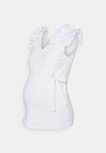 MLELISA - Toppe - bright white