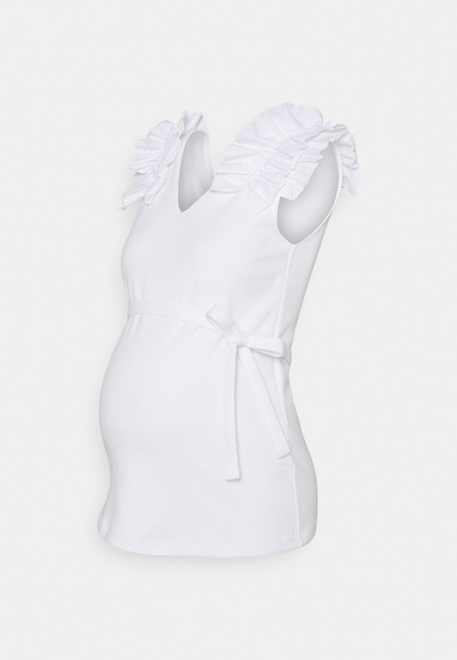 MLELISA - Top - bright white