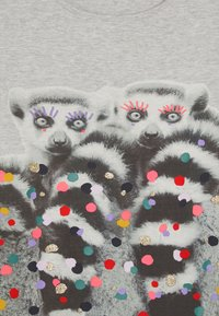 Billieblush - Langærmede T-shirts - hellgrau meliert - 4