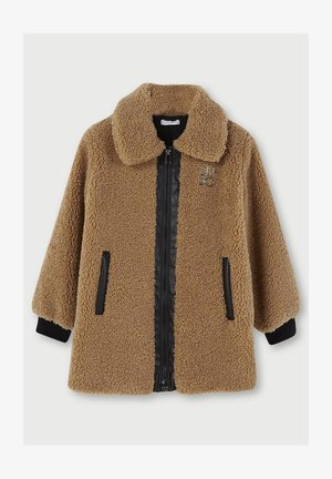 Winter coat - camel