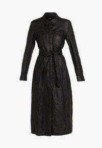 Ibana - ELIZABETH - Košilové šaty - black - 5
