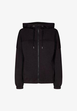SC-BANU - Zip-up sweatshirt - black