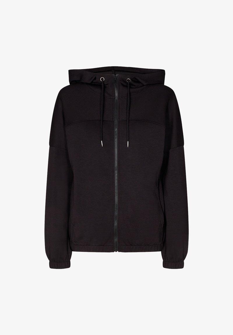 Soyaconcept - SC-BANU - Zip-up sweatshirt - black