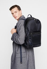 Tommy Hilfiger - ELEVATED BACKPACK - Batoh - blue - 1