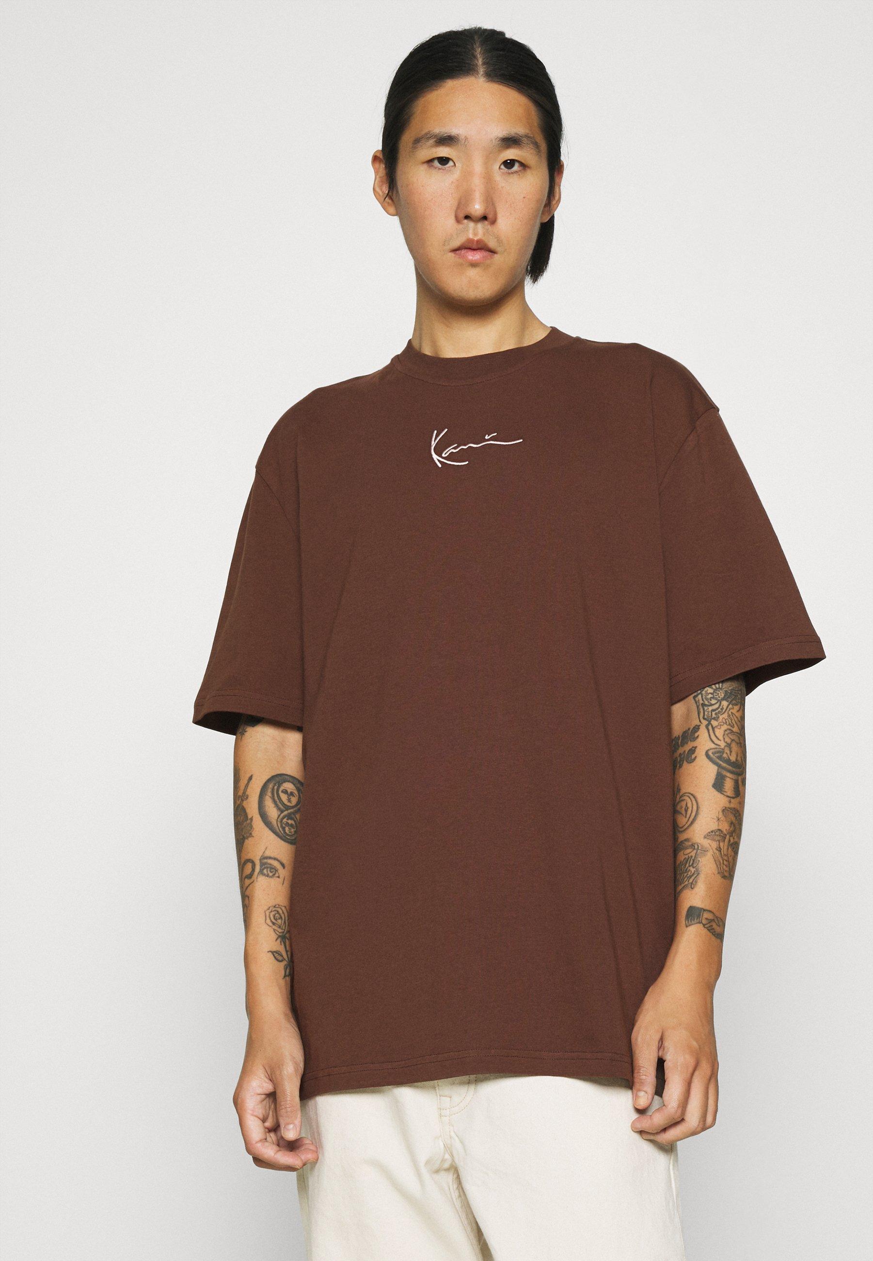 Men SMALL SIGNATURE TEE UNISEX - Basic T-shirt