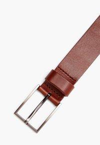 s.Oliver - Belt business - brown - 3
