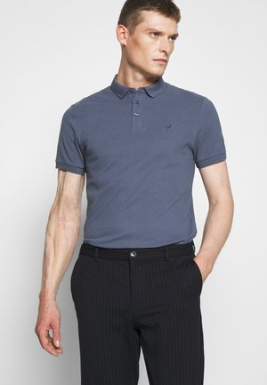 Polo shirt - stone blue
