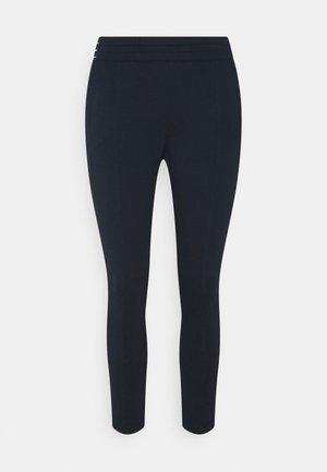 SLIM PANTS - Teplákové kalhoty - dark blue