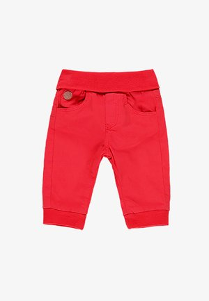 Stoffhose - ruby red