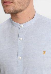 Farah - STEEN GRANDAD - Shirt - steel blue - 3