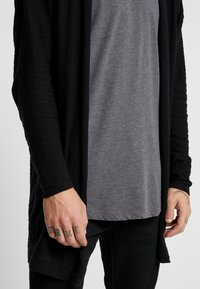 YOURTURN - Cardigan - black - 4