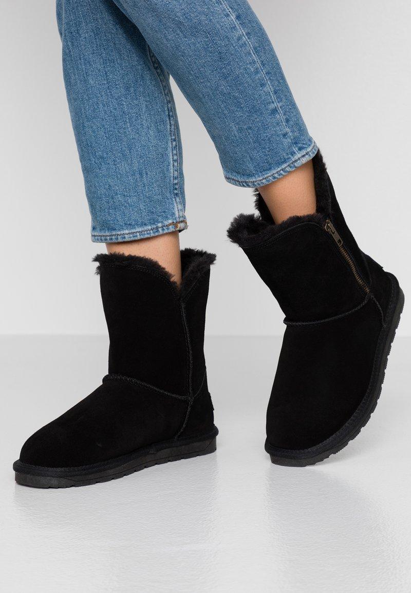 Esprit - LUNA - Kotníkové boty - black