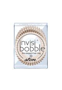Invisibobble - SLIM HAARGUMMI 2 PACK - Hårstyling-accessories - bronze me pretty - 1
