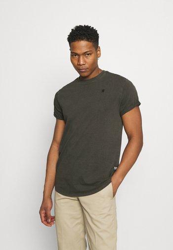 LASH  - T-shirt - bas - carbid