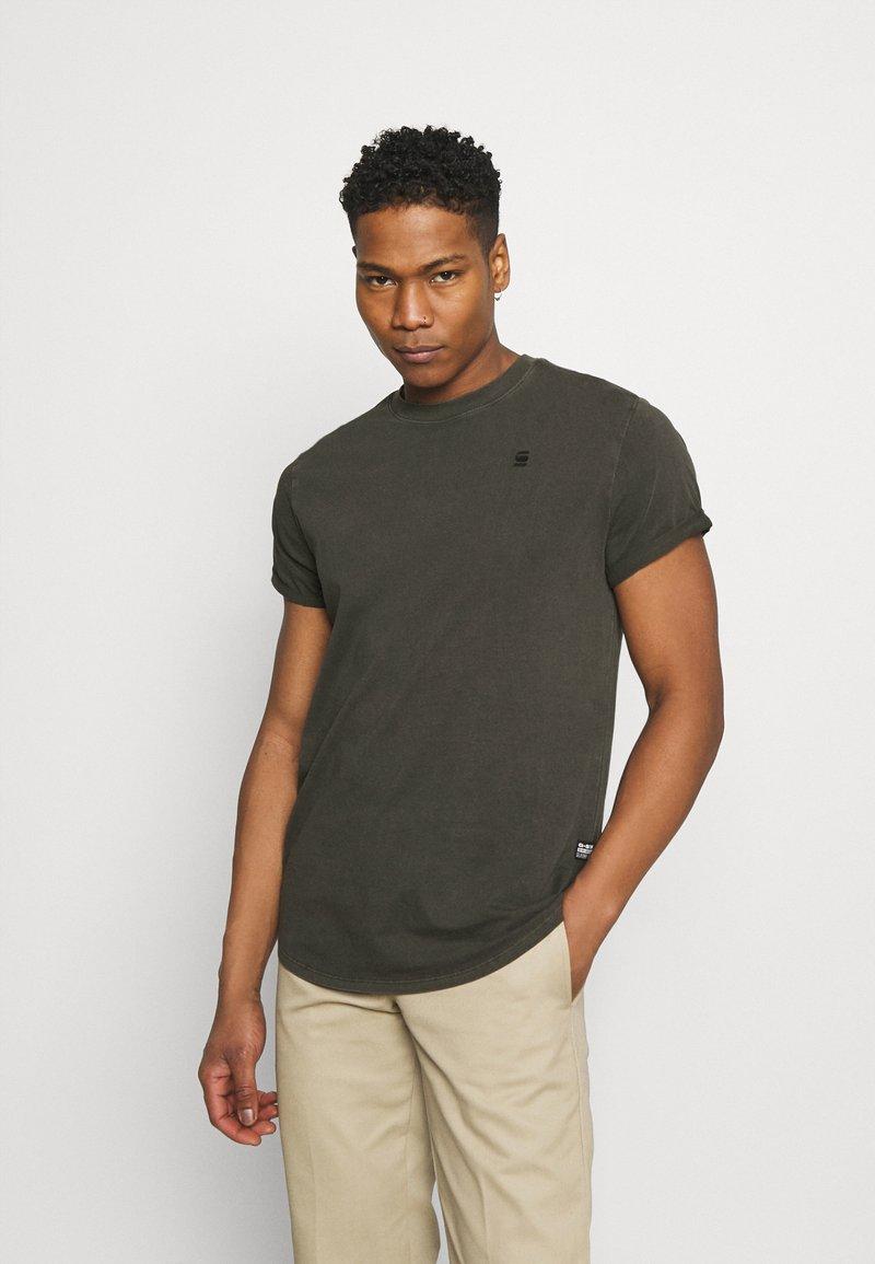 G-Star - LASH  - Basic T-shirt - carbid