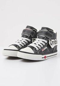 British Knights - ROCO - Sneakers hoog - black/white - 2