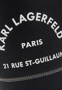 KARL LAGERFELD - Handbag - black - 6