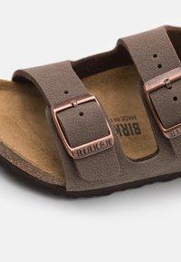 Birkenstock - MILANO UNISEX - Sandals - mocha - 5
