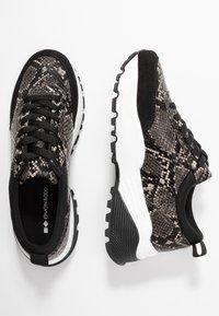 Even&Odd - Sneakers - black/white - 3