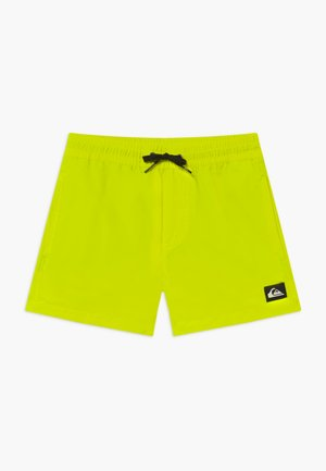EVERYDAY VOLLEY YOUTH - Swimming shorts - safety yellow