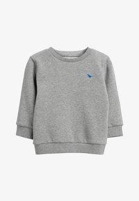 Next - SET - Sweatshirt - grey - 1