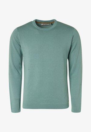Sweatshirt - pacific