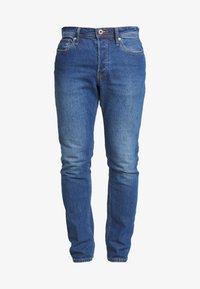 Jack & Jones - JJITIM JJORIGINAL - Jeans slim fit - blue denim - 4