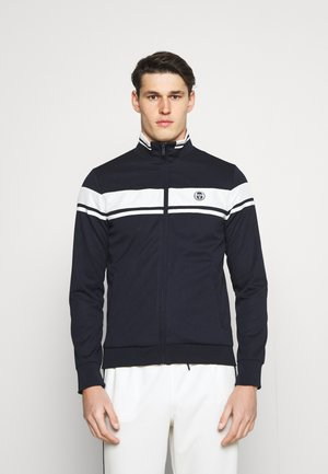 TRACKTOP YOUNGLINE - Training jacket - navy/blanc de blanc