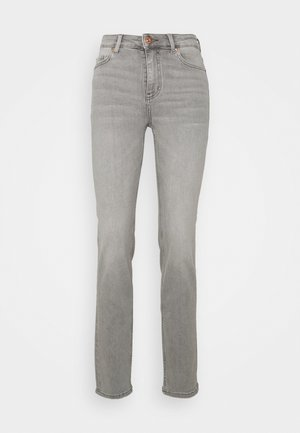 SIENNA - Straight leg jeans - grey denim