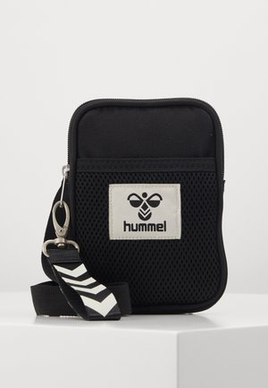 HMLELECTRO SHOULDER BAG UNISEX - Across body bag - black