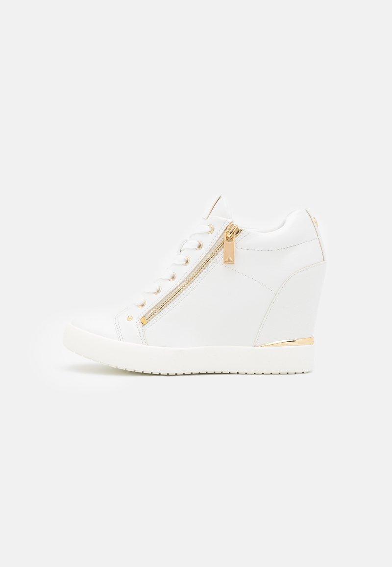 ALDO - TRIXIE - Sneakers laag - white