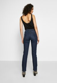 Lee - MARION STRAIGHT - Jeans a sigaretta - dark truxel - 2